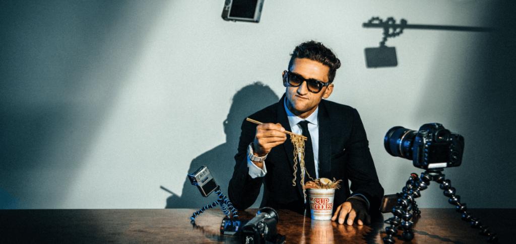 Casey Neistat Vlogging Gear 2019